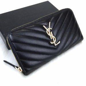 Yves saint lourent Zippy Wallet